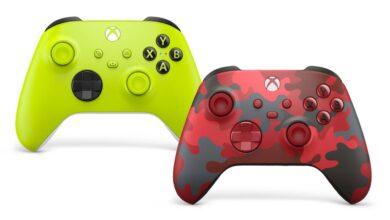 Notiziario Xbox Wireless Controls