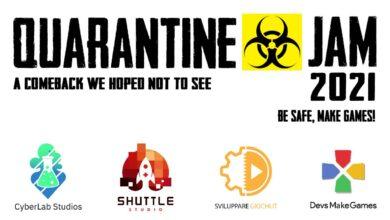 Quarantine Jam 2021