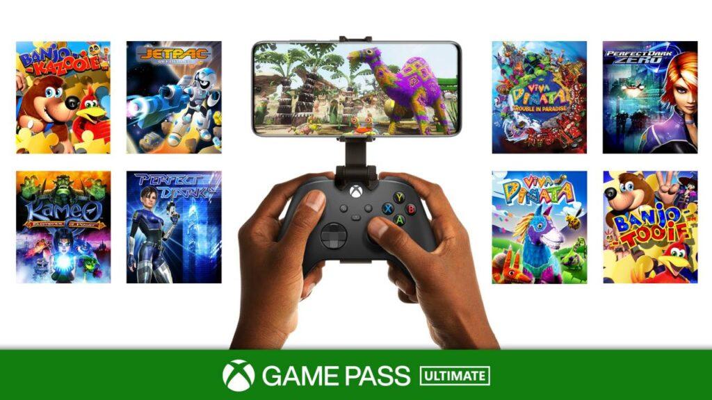Notiziario Xbox Cloud Gaming