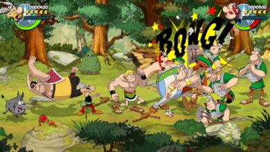 Asterix & Obelix: Slap them All!