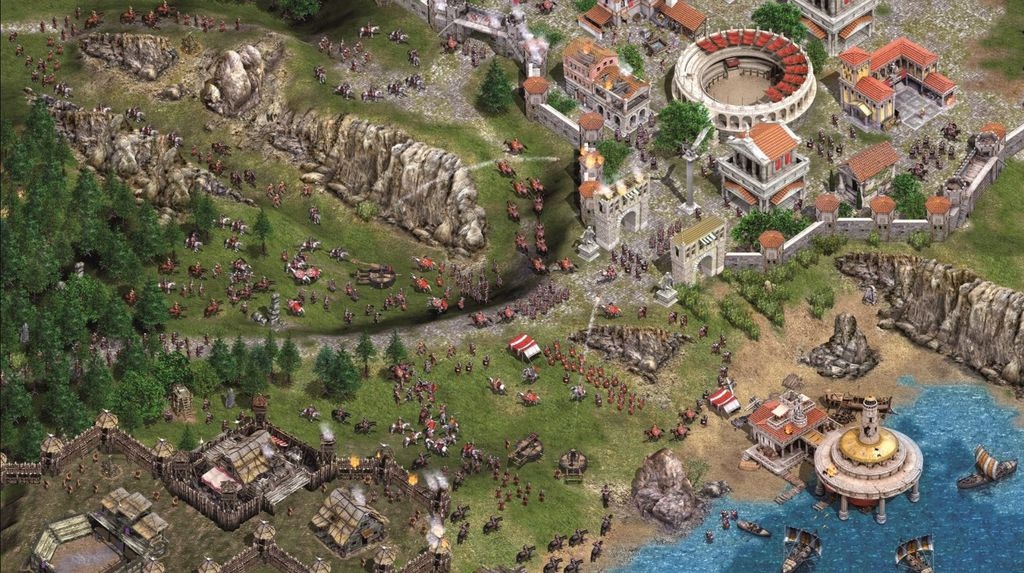 Imperivm RTC – HD Edition Great Battles of Rome