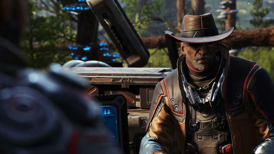 OUTRIDERS recensione ps5