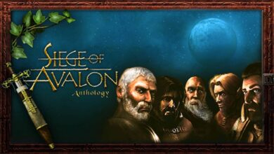 Siege of Avalon: Anthology