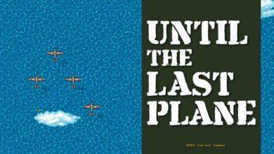 Untiil the last plane