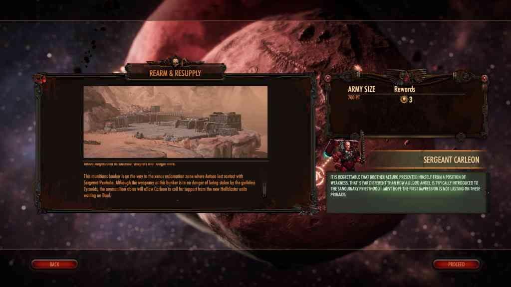 Warhammer 40000: Battlesector