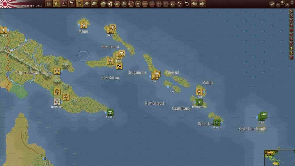 Warplan: Pacific