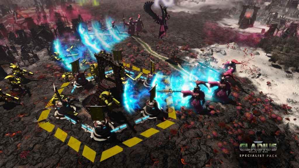 warhammer 40000 gladius