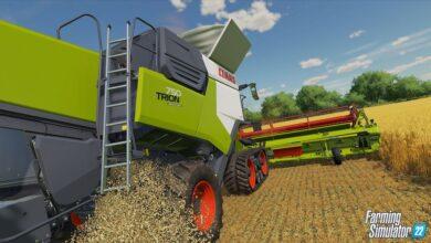 Farming Simulator 22