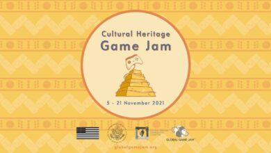 Cultural Heritage Game Jam
